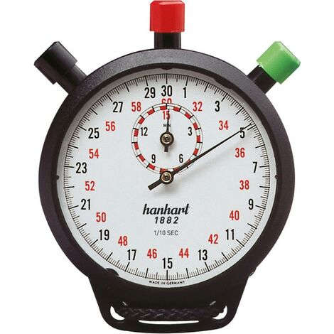 Chronomètre addition AMIGO 1/10-Sek. 15Min. HANHART 1 PCS