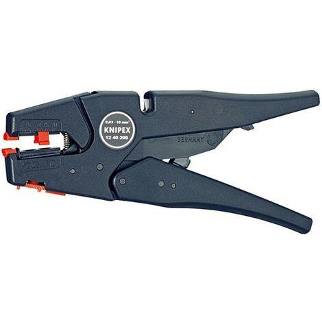 Pince à dénuder automatique 1240 EAN 200mm mm2 KNIPEX 1 PCS