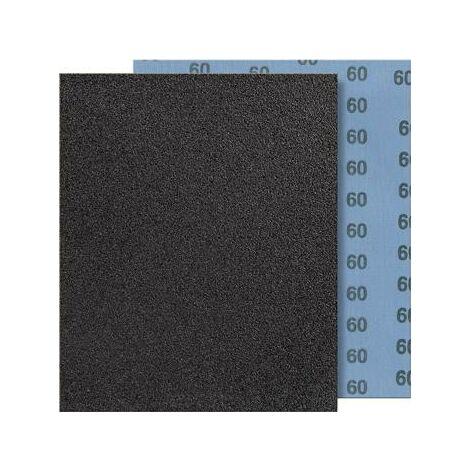 Toile abrasive 230x280mm G240 bleu FORTIS 1 PCS