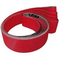 Bande abrasive céramique 50x2000mm G40 VSM 1 PCS