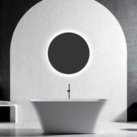 Svase vasca da bagno freestanding 160 x 70 x 64 Gelcoat-Lux® bianco opaco