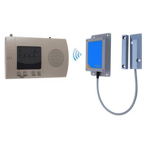300 metre Wireless Gate Contact Alarm [004-4720]