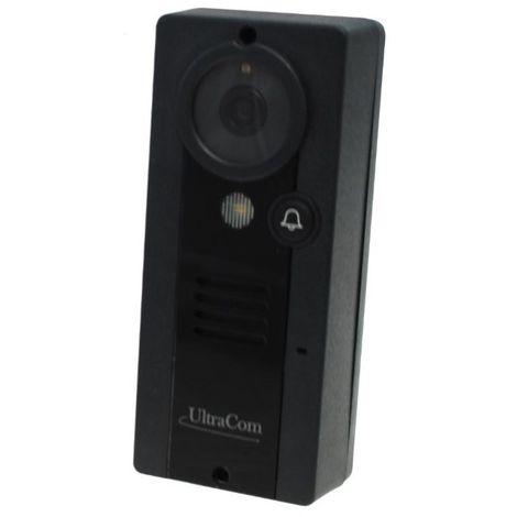 Additional UltraCom 100 metre Wireless Video Intercom Caller Station (internal aerial) [006-1210]
