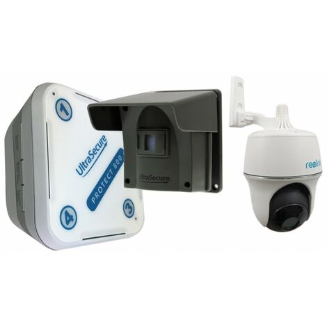 Protect 800 Driveway Alert with a Battery Wi-fi PT Camera Home Kit [014-0410]
