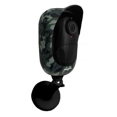 Camouflage Battery External Wi-Fi 1080P CCTV Camera (Argus 2) - No TF Micro SD Card Thank You [002-2540]