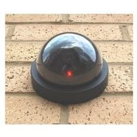 Pack of 10, Decoy Dome CCTV Camera's (DC15) with NO Flashing LED [002-0410]