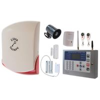 Workshop GSM Wireless Alarm System 4 - No SIM Card Thank You [005-2470]