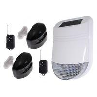 HY Outdoor Solar Wireless Siren Alarm Kit 2 [005-6280]
