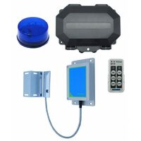 Long Range Wireless Gate/Door Left Open Alert with Flashing LED (Protect-800) [004-5570]
