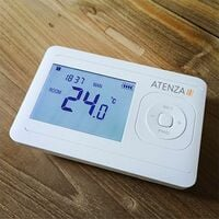 Thermostat Programmable Filaire ATENZA