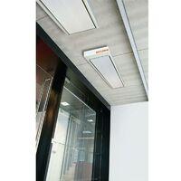 Panneau haute performance 3600w chauffage infrarouge par radiateur sombre