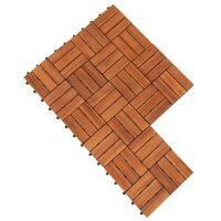 11x Carrelage terrasse, carrelage clic, carrelage bois, carrelage, jardin 1m²