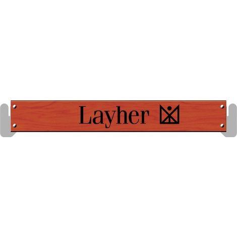PLINTHE BOIS POUR ECHAFAUDAGE MULTIDIRECTIONNEL LAYHER UNIVERSEL - LAYHER | 1.09m