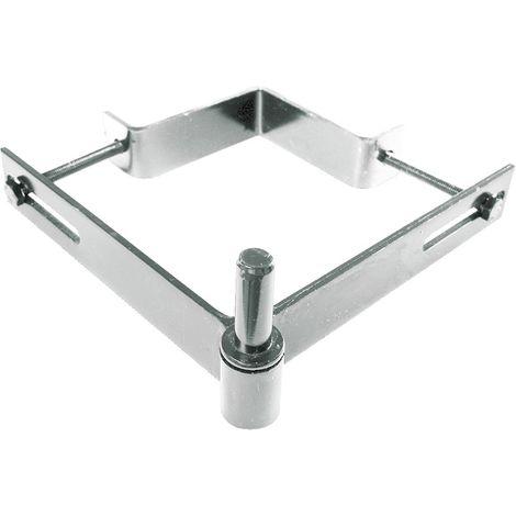 Gond à poteau réglable Torbel - Dimensions 95 à 190 mm