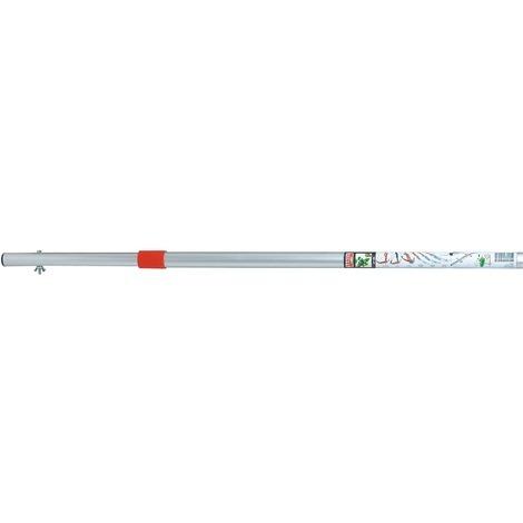 Manche perche télescopique pour échenilloir Bahco - 2 brins - 3,5 m