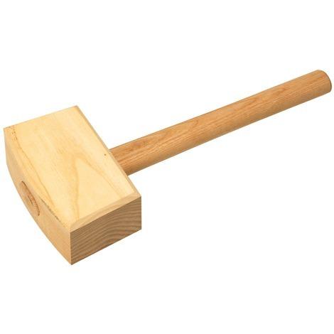 Maillet menuisier manche bois frêne Mob - Diamètre 41 mm