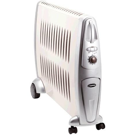 Radiateur mobile à chaleur douce Céramino Supra - 2000 W