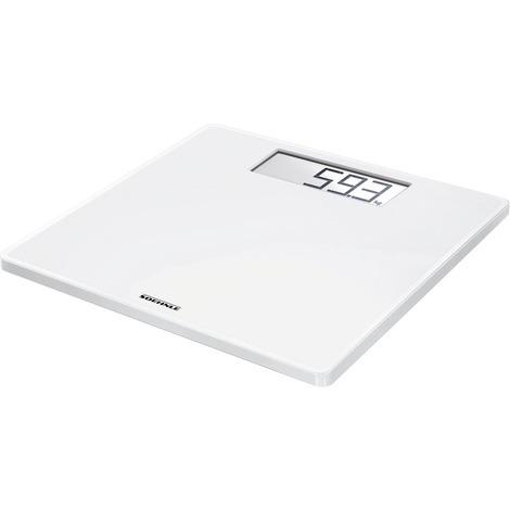 Pèse personne électronique Safe 100 Soehnle - Blanc