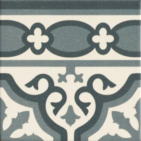 Série Florentine blue 20x20 frise (carton 1,00 m²)