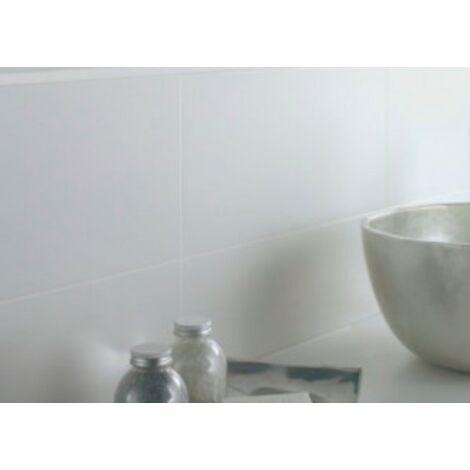 Série blanc mat 25x40 (carton de 1,50 m2)