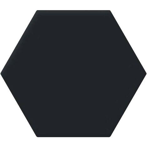 Série Hexagonal Britain Black 20x24 (carton de 0,98 m2)