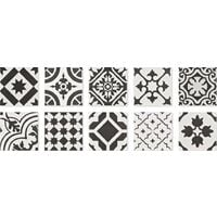 Série Queens mat 15x15 (carton de 0,50 m2)