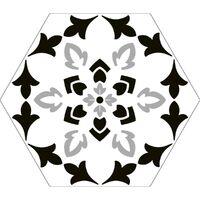 Série Hexagonal Britain Oxford 20x24 (carton de 0,98 m2)
