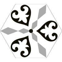 Série Hexagonal Britain York 20x24 (carton de 0,98 m2)