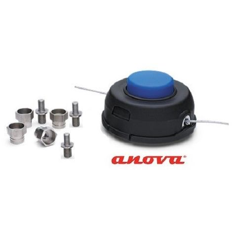 Cabezal desbrozadora Anova c/adaptador TAP-N-GO A45 55-1396