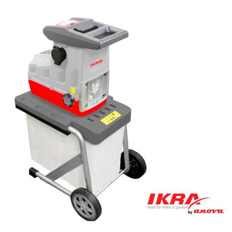 Ikra Biotriturador eléctrico MT3000 3000W