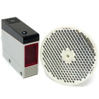 XP20; 785102 FAAC Par de fotoc/élulas de seguridad para paredes de espacios exteriores