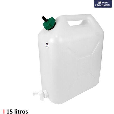 Tanque Agua Extafuerte 15l C/grifo Eda