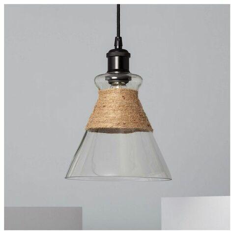 Lámpara De Techo Ledkia Royesa 40 W