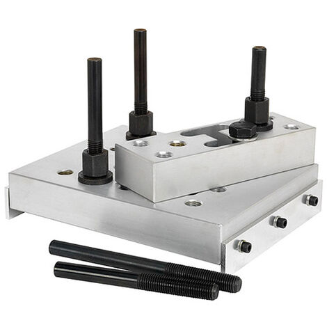 Sealey VS7036 Universal Press Support Block - Bearing Tools