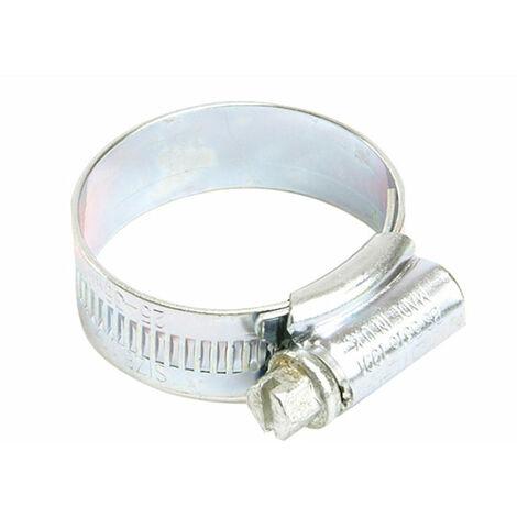 Jubilee Zinc Plated Hose Clips - 9.5mm-12mm 3/8in-1/2in