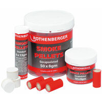 Rothenberger - Encapsulated Smoke Pellets 5g - Tub Of 10