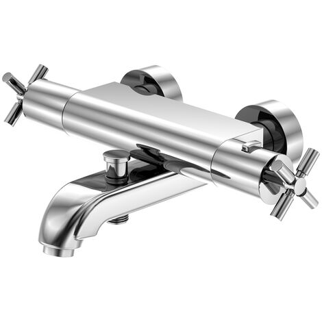 Steinberg Serie 250 Bañera/ducha Termostato AP 1/2, cromado - 2503100