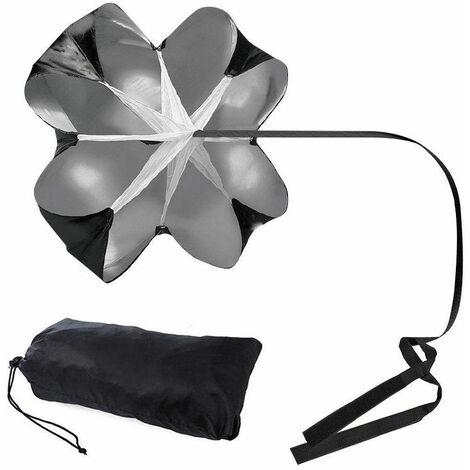 Parachute d'entraînement et renforcement 180 Gr pour amélioration de vitesse - D-Work
