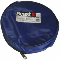 Corde de remorquage tressée à crochets L. 3,9 M x D. 12 mm - 3000 kg - 844292 - Beast