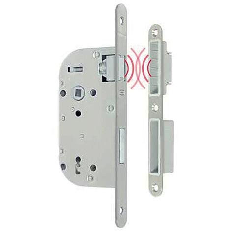 Serrure à larder magnétique - Axe : 50 - Fonction : clé L - METALUX