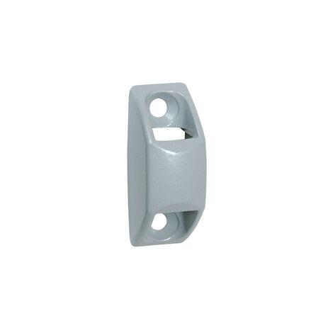 Guide tringle - Teinte : Blanc 9016 - Aspect : Mat - CROISEE DS
