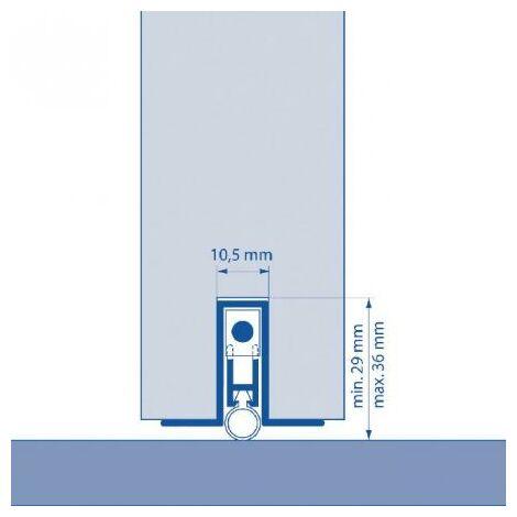 Plinthes automatiques ellen matic 3 - Taille : 73 - ELLEN