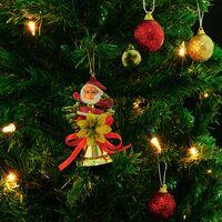 5.4 m Light Chain Warm White Christmas Tree Christmas Lights Decoration Indoor