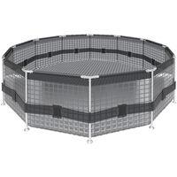 Bestway Steel Pro Frame Pool without Pump Round 305x76cm Blue