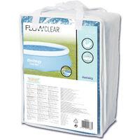 Bestway Solar Cover Frame Pool Ø305 cm