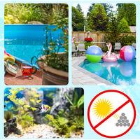 Monzana Filter Balls 1400g Replace 50kg Filter Sand Pool Sand Filter System Cartridge Filter Pond Filter Balls