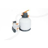 Bestway Flowclear Sand Filter System With Timer 5,678 l/h Pump Filter