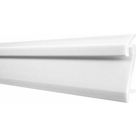 Plinthes LED | stuc | plinthe | plinthe | Berliner | antichoc | 109x22mm | HF-3