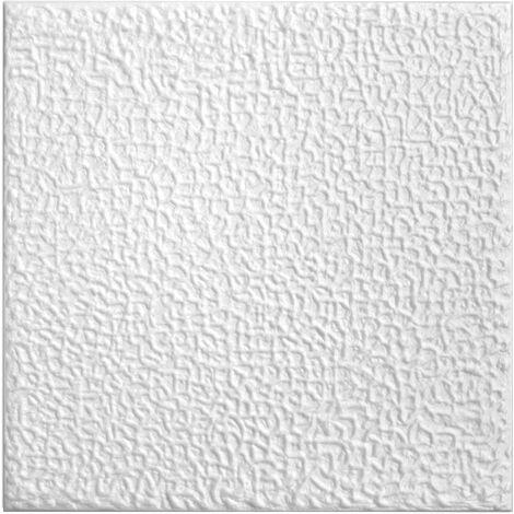 Carreaux plafond   XPS   formfest   Hexim   50x50cm   Nr.09