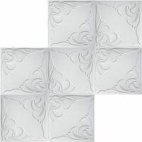 Carreaux plafond | XPS | formfest | Hexim | 50x50cm | No.95